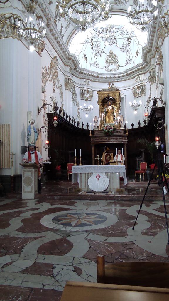 Santuario di San Giacomo a Capizzi