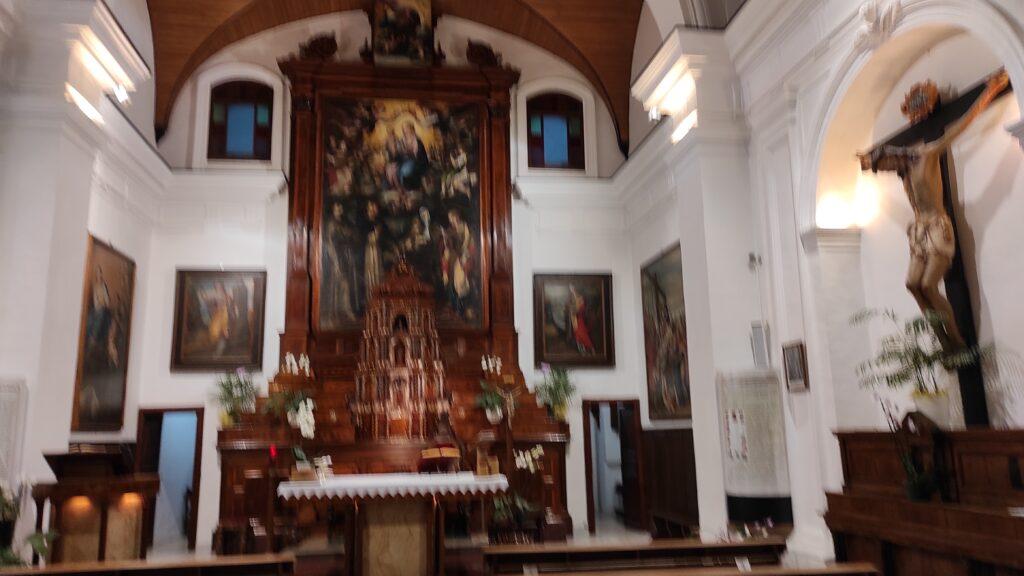La chiesa di San Felice